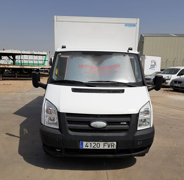 VEHICULOS FORD TRANSIT FORD TRANSIT ISOTERMO